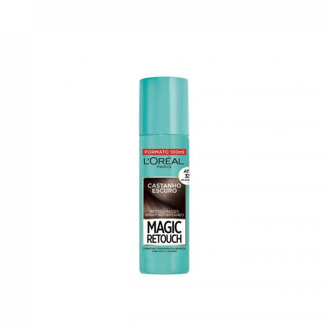 L'Oréal Paris Magic Retouch Dark Brown Root Touch Up 100ml