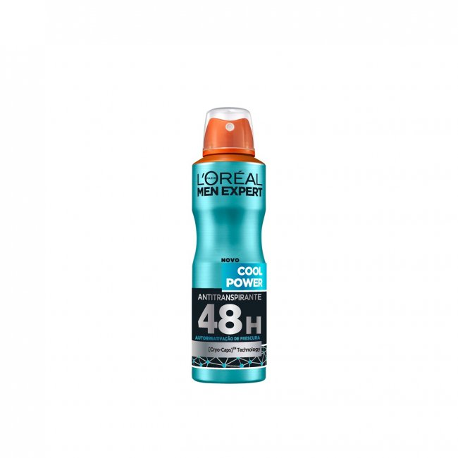 L'Oréal Paris Men Expert Cool Power 48H Anti-Perspirant Spray 150ml