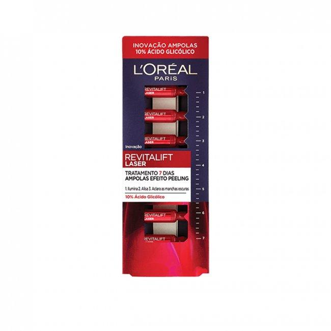 L'Oréal Paris Revitalift Laser X3 Peeling Effect Ampoules 7x1.3ml