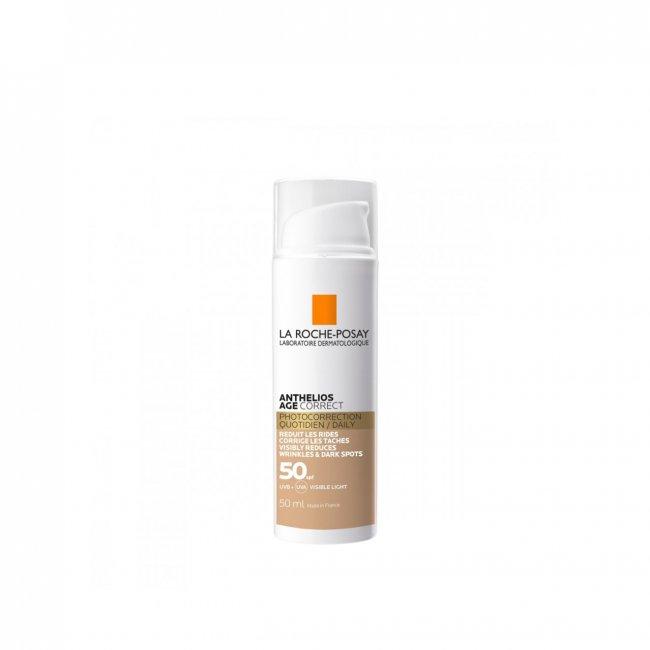 La Roche-Posay Anthelios Age Correct Tinted Gel-Cream SPF50 50ml