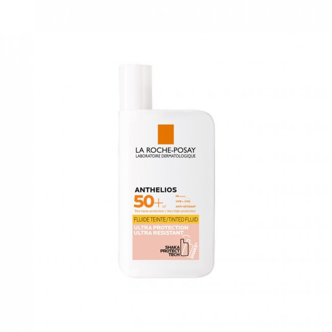 La Roche-Posay Anthelios Invisible Fluid Tinted SPF50+ 50ml