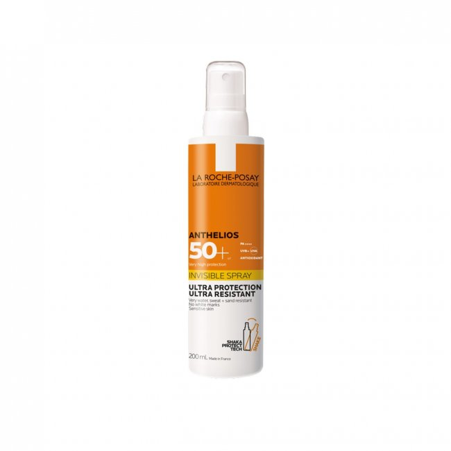 La Roche-Posay Anthelios Invisible Spray SPF50+ 200ml