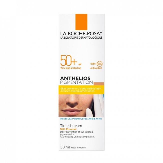 La Roche-Posay Anthelios Pigmentation Tinted Cream SPF50+ 50ml