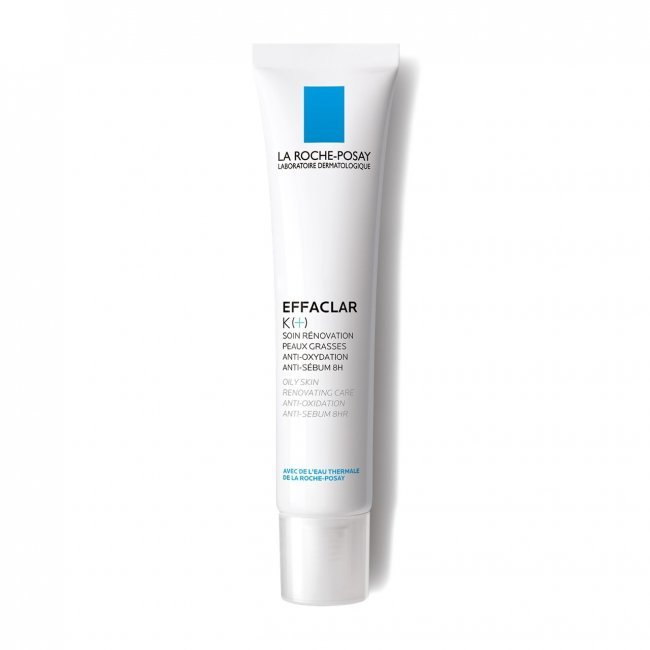 La Roche-Posay Effaclar K+ Anti-Sebum Creme Pele Oleosa 40ml