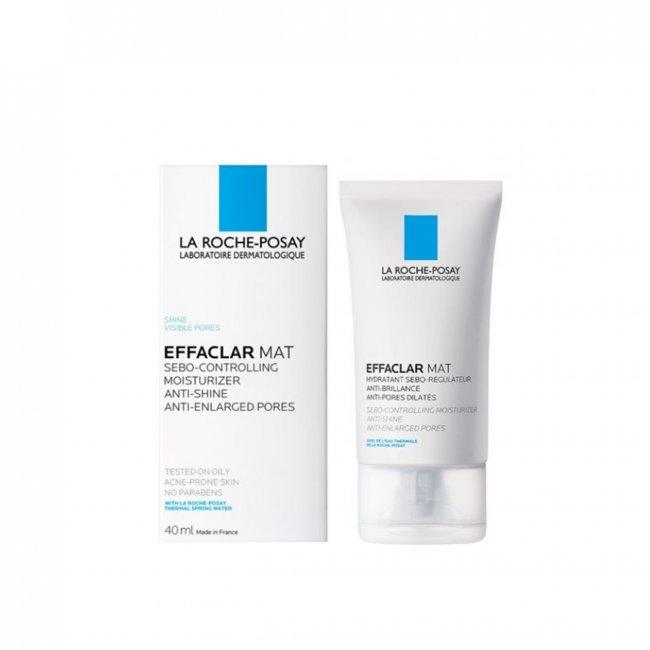 La Roche-Posay Effaclar Mat Creme Hidratante Matificante 40ml
