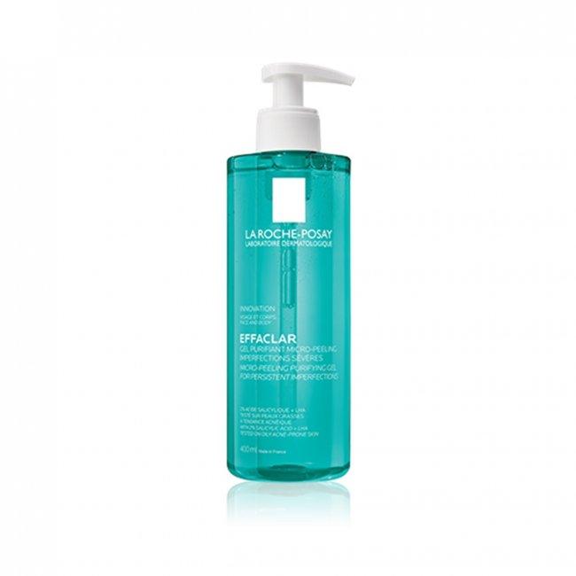 La Roche-Posay Effaclar Micro-Peeling Purifying Gel 400ml