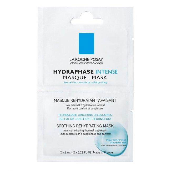 La Roche-Posay Hydraphase Intense Mask Rehydrating 2x6ml