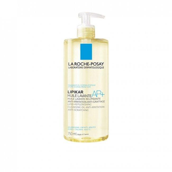 La Roche-Posay Lipikar AP+ Cleansing Oil 750ml