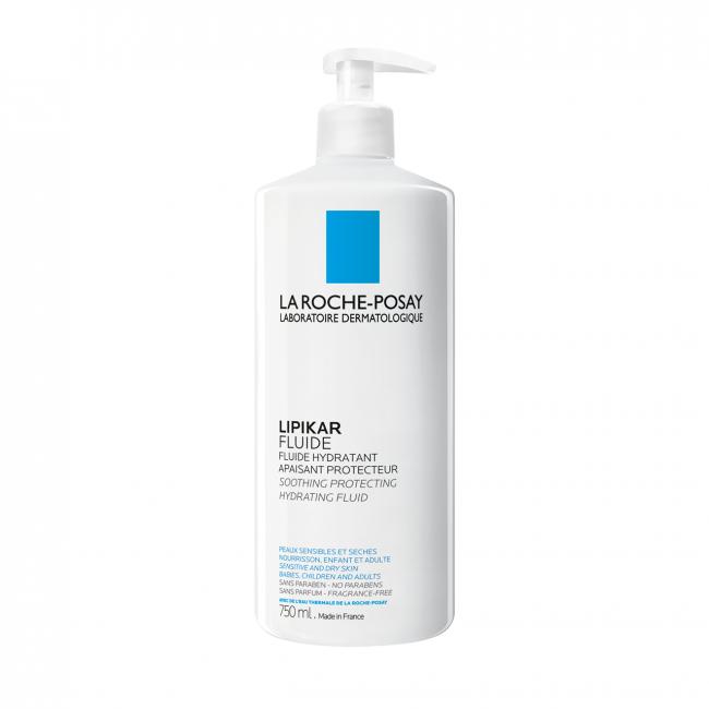La Roche-Posay Lipikar Fluido Hidratante 750ml