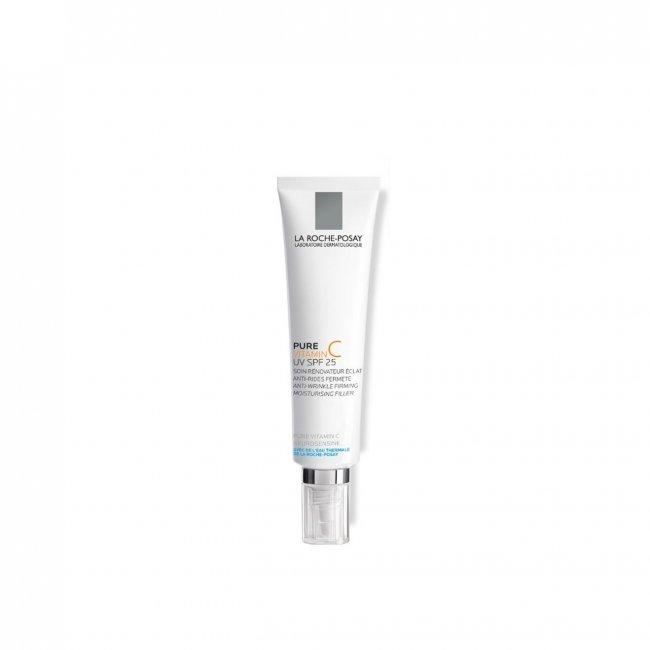 La Roche Posay Pure Vitamin C Uv Anti Wrinkle Filler Spf25 40ml