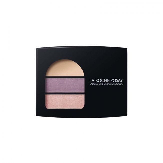 La Roche-Posay Respectissime Eyeshadow Palette 04 Smoky Plum 4.4g