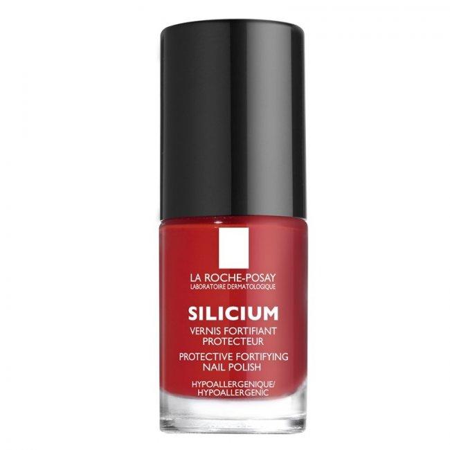 La Roche-Posay Silicium Nail Polish 24 Perfect Red 7ml