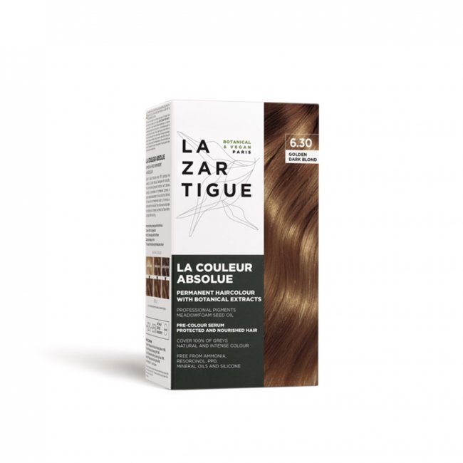 Lazartigue La Couleur Absolue 6.30 Golden Dark Blond