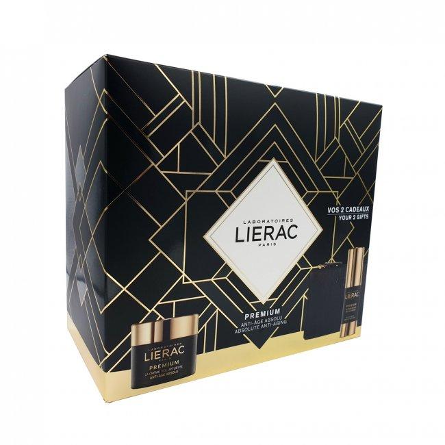 COFFRET: Lierac Premium Absolute Anti-Aging Voluptuous Coffret
