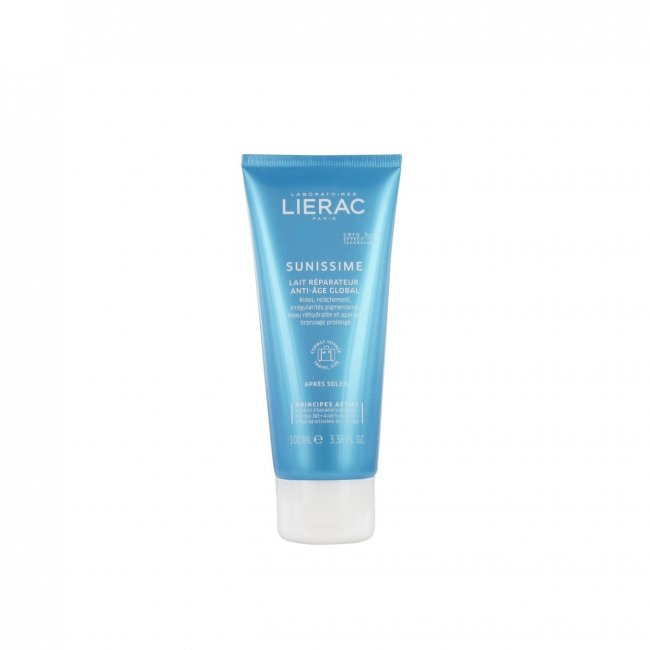 TRAVEL SIZE: Lierac Sunissime After Sun Global Anti-Aging Repair Milk 100ml