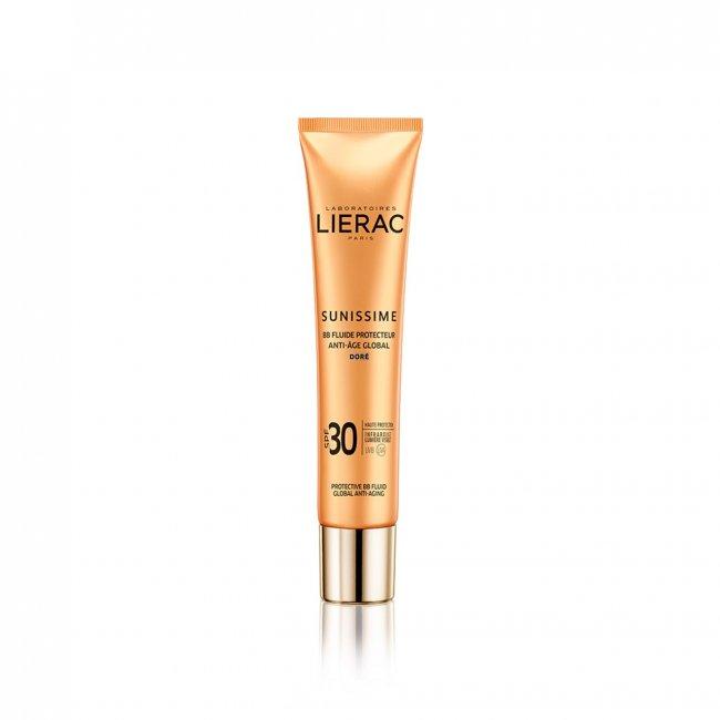 Lierac Sunissime BB Protective Fluid Anti-Aging Golden SPF30 40ml