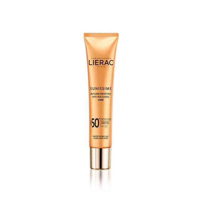 Lierac Sunissime BB Protective Fluid Anti-Aging Golden SPF50+ 40ml