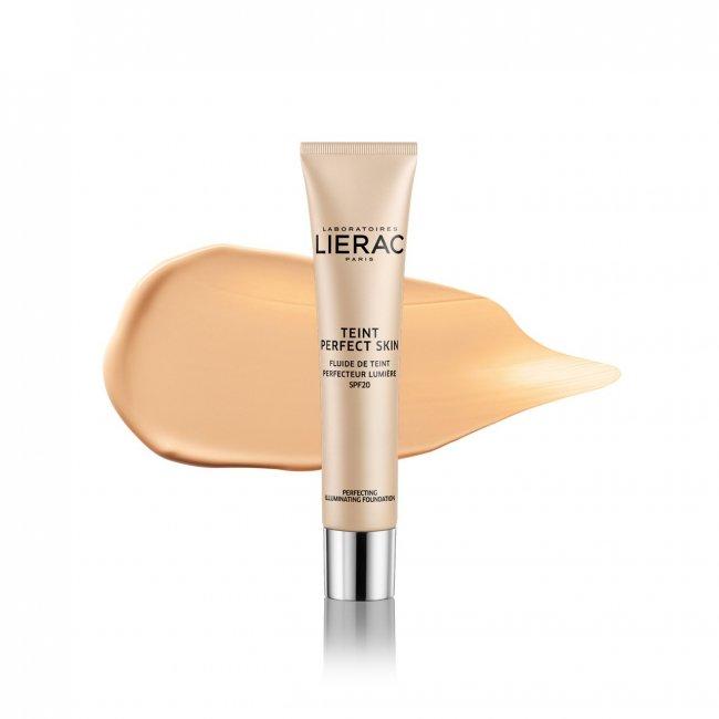 Lierac Teint Perfect Skin Illuminating Fluid 02 Beige Nude 30ml
