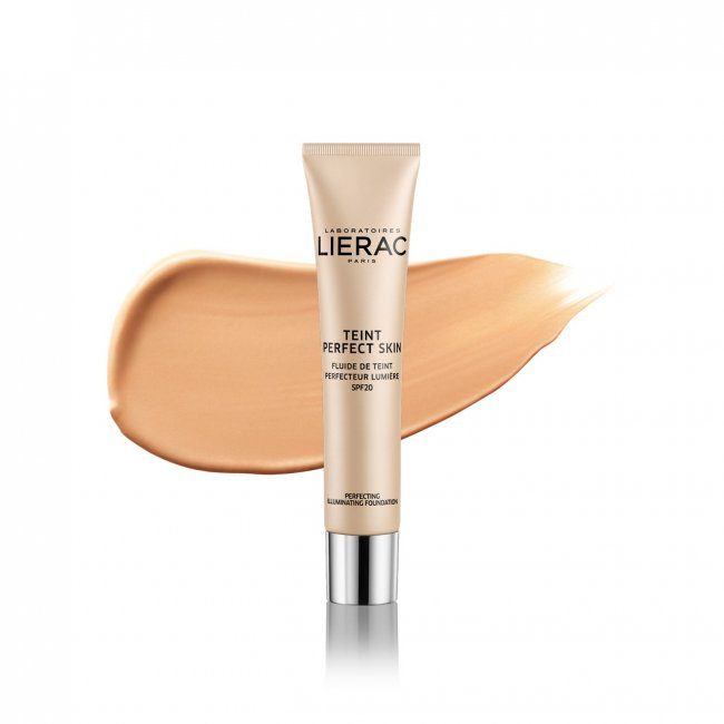 Lierac Teint Perfect Skin Illuminating Fluid 03 Golden Beige 30ml