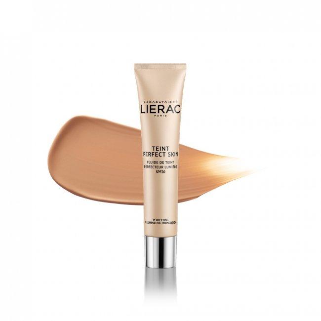 Lierac Teint Perfect Skin Illuminating Fluid 04 Beige Bronze 30ml