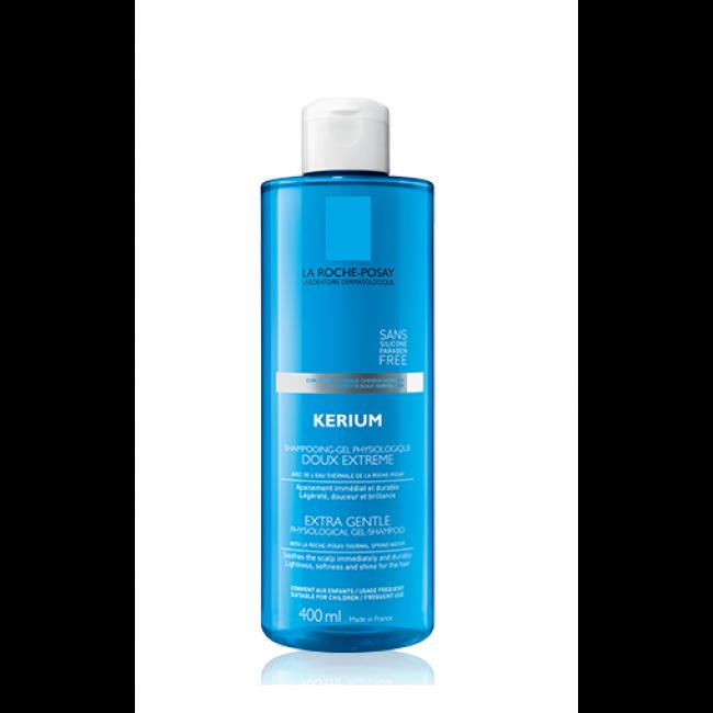La Roche-Posay Kerium Extra Gentle Anti-Itching Gel-Shampoo 400ml