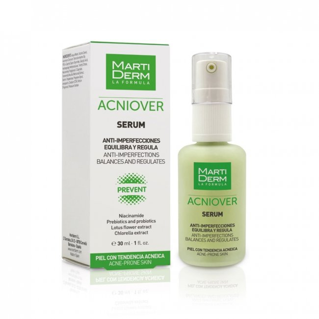 Buy Martiderm Acniover Serum Anti Imperfections Acne Prone Skin 30ml