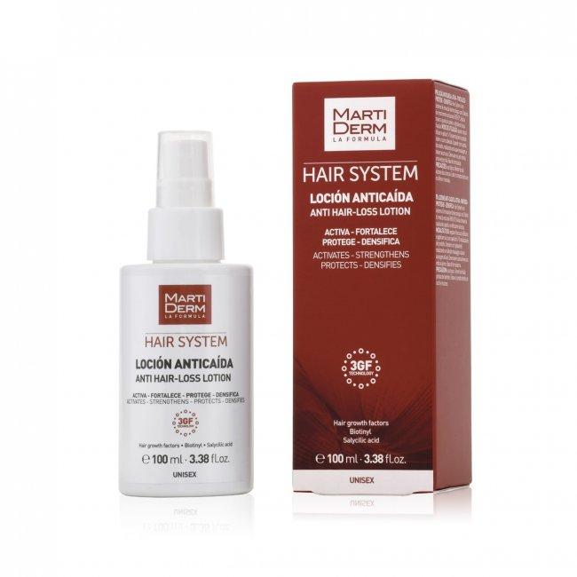 Martiderm Hair System 3GF Anti Hair-Loss Lotion 100ml