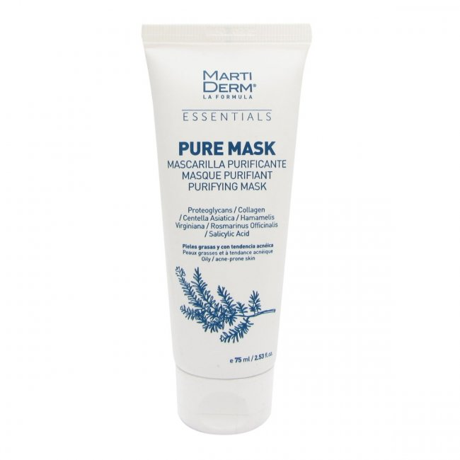 Buy Martiderm Essentials Pure Mask Cleaning Amp Purifying