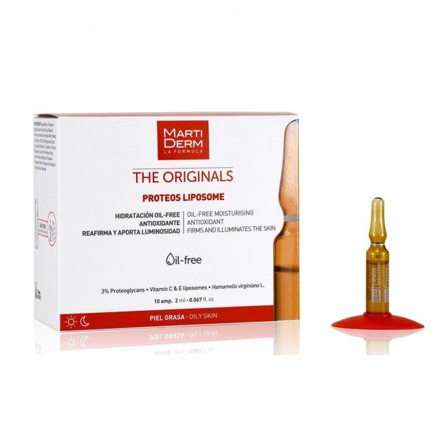 Martiderm The Originals Proteos Liposome 10x2ml
