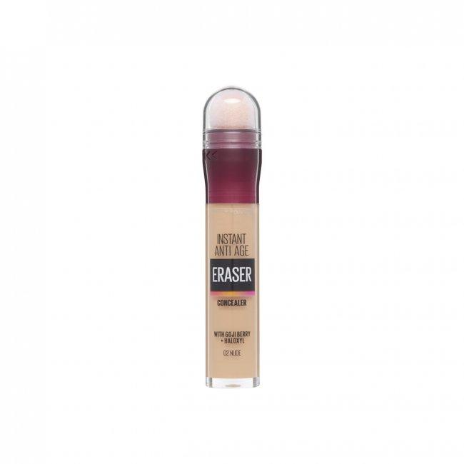 Maybelline Instant Anti-Age Eraser Concealer 02 Nude 6.8ml