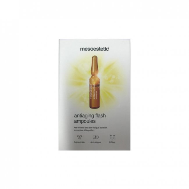 Mesoestetic Antiaging Flash Ampoules 10x2ml