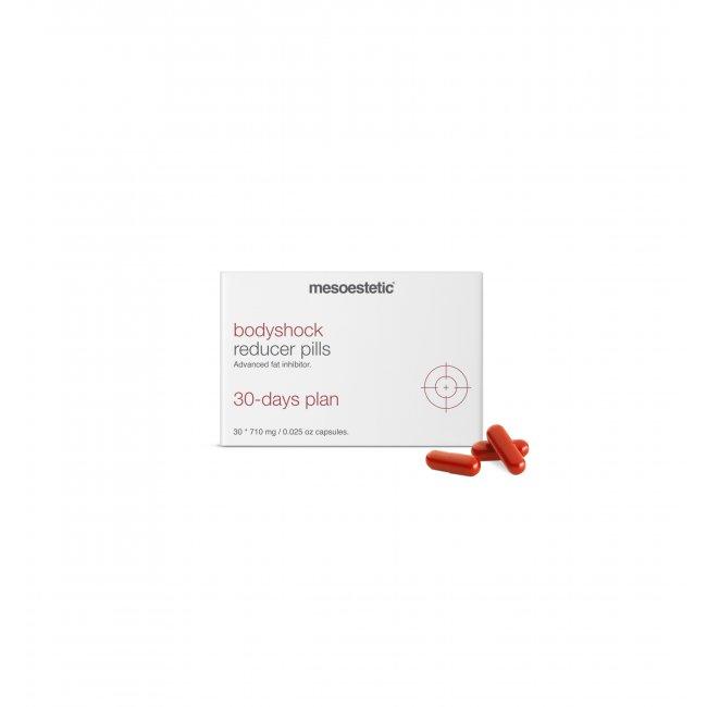 Mesoestetic Bodyshock Reducer Pills Capsules x30