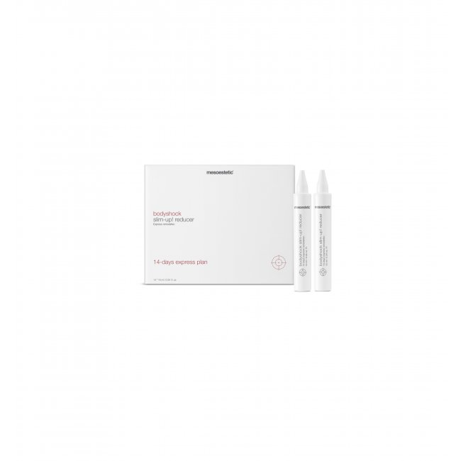 Mesoestetic Bodyshock slim-up! Reducer 14x10ml