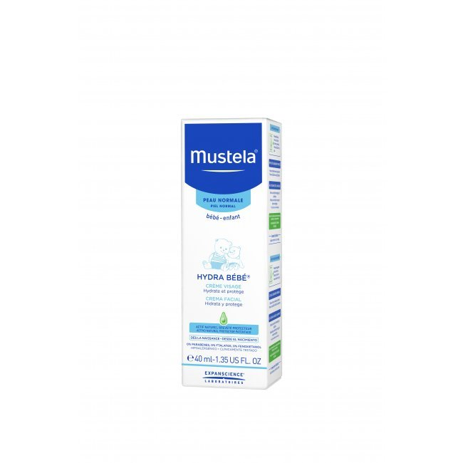 Mustela Baby Hydra Bébé Face Cream 40ml