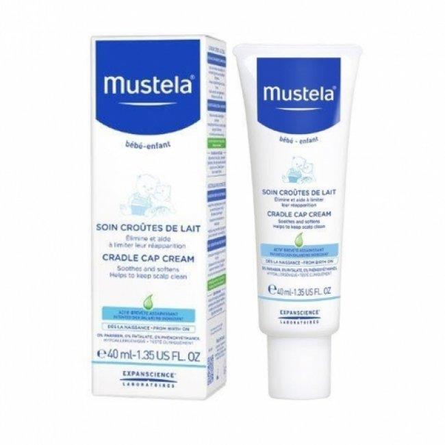 Mustela Baby Cradle Cap Cream 40ml