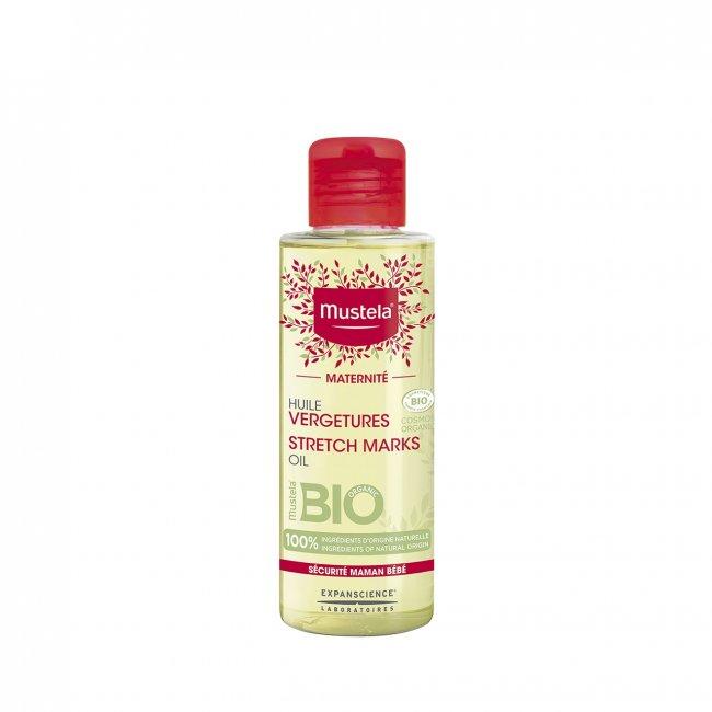 Mustela Maternité Stretch Marks Oil Fragrance-Free 105ml