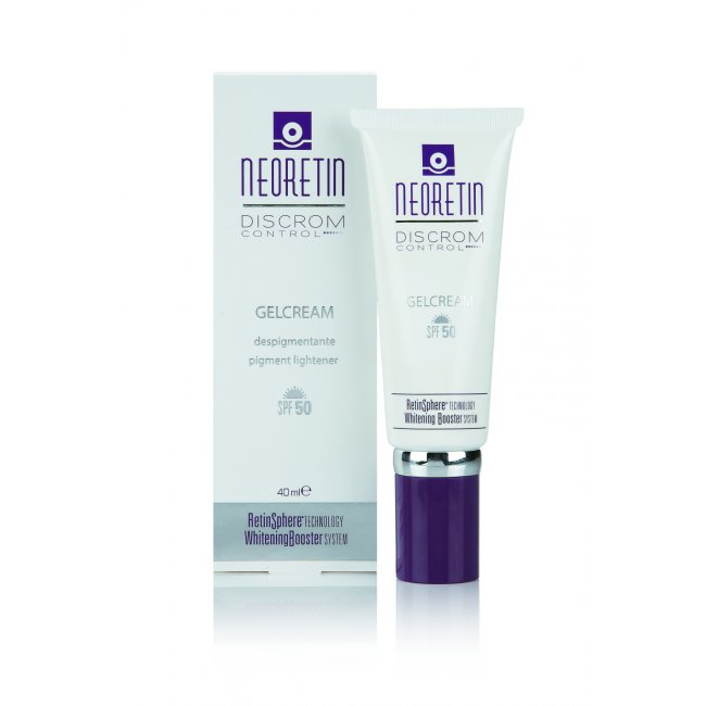 Neoretin Discrom Control Gel Cream SPF50 40ml
