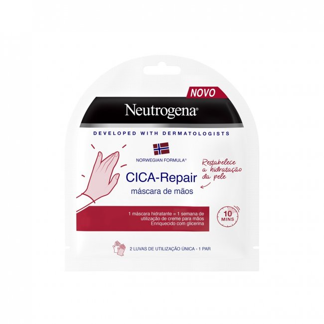 Neutrogena Cica-Repair Hand Mask x1 pair