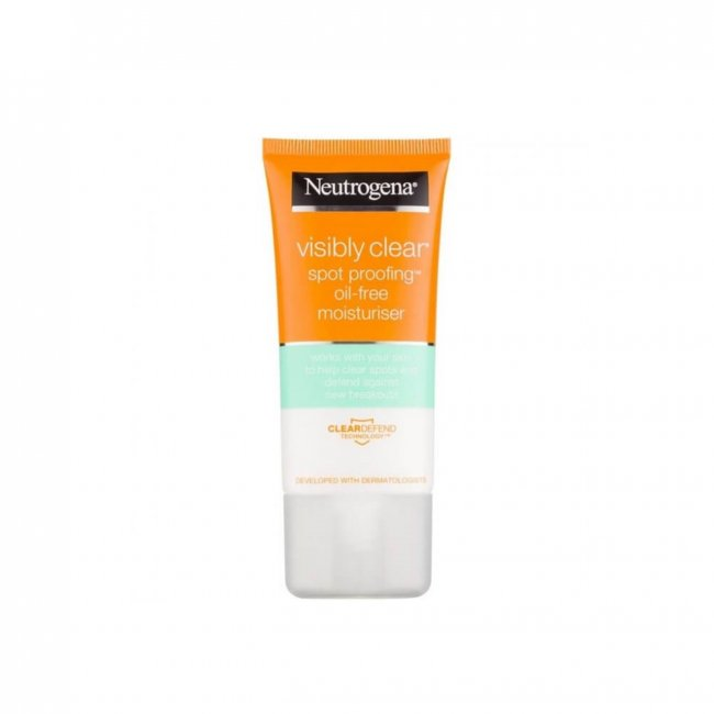 Buy Neutrogena Visibly Clear Spot Proofing Oil Free Moisturiser