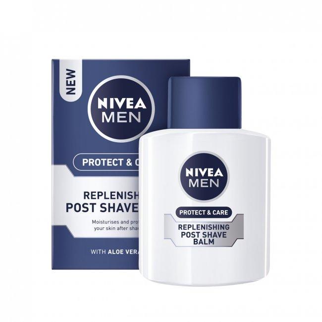 Nivea Men Protect & Care Replenishing Post Shave Balm 100ml