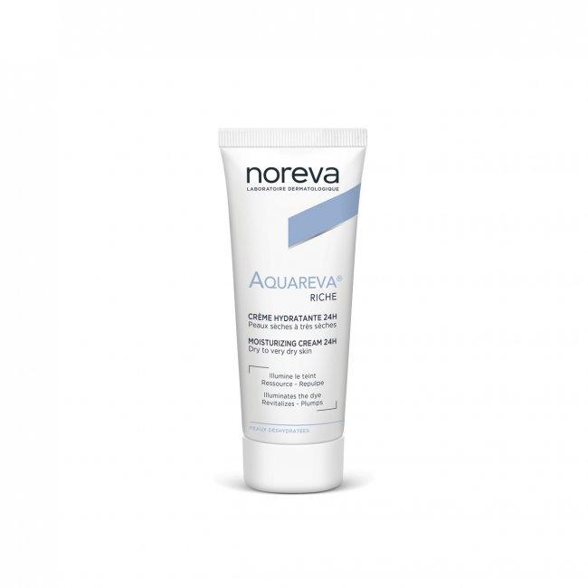 Noreva Aquareva Rich Moisturizing Cream 40ml