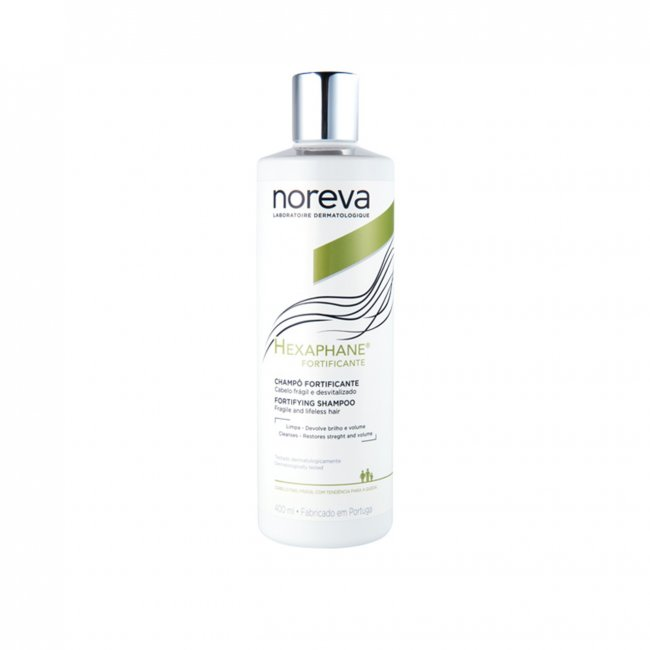 Noreva Hexaphane Fortifying Shampoo Fragile Hair 400ml
