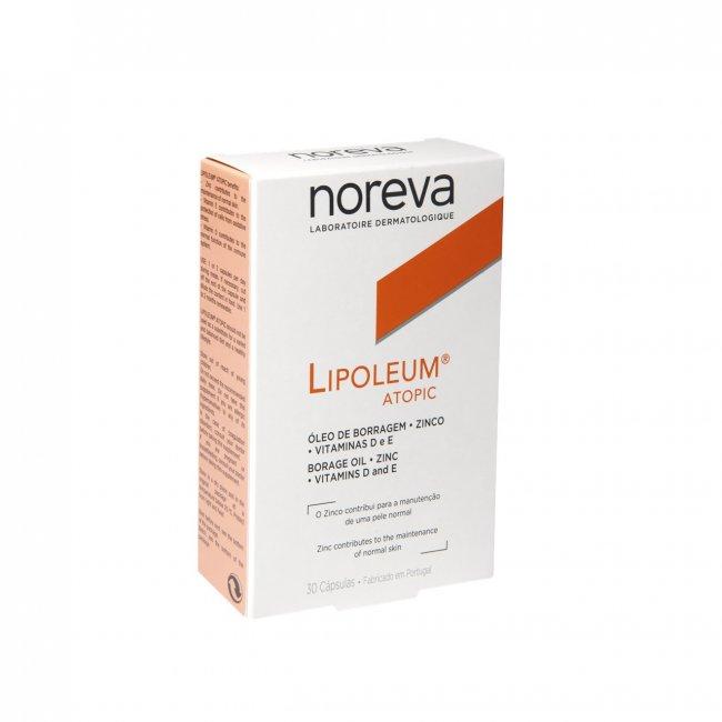 Noreva Lipoleum Atopic Capsules x30