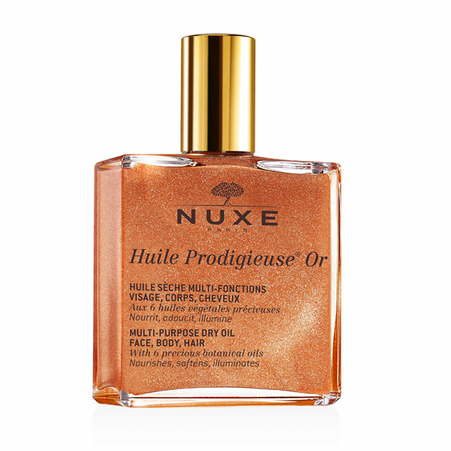 NUXE Huile Prodigieuse Shimmering Dry Oil with Spray 100ml