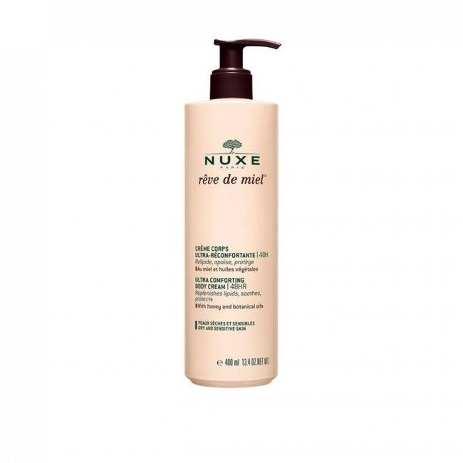 NUXE Rêve de Miel Ultra Comforting Body Cream 48h 400ml