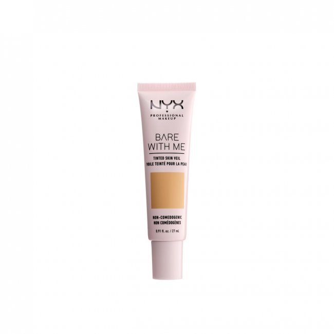 NYX Pro Makeup Bare With Me Tinted Skin Veil Beige Camel 27ml