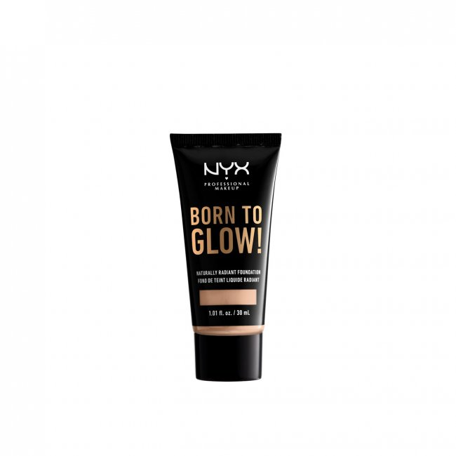 NYX Pro Makeup Born To Glow Radiant Foundation Light 30ml