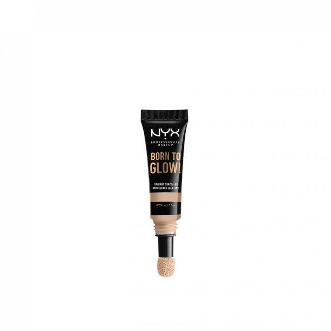 NYX Pro Makeup Born To Glow Radiant Concealer Alabaster 5.3ml