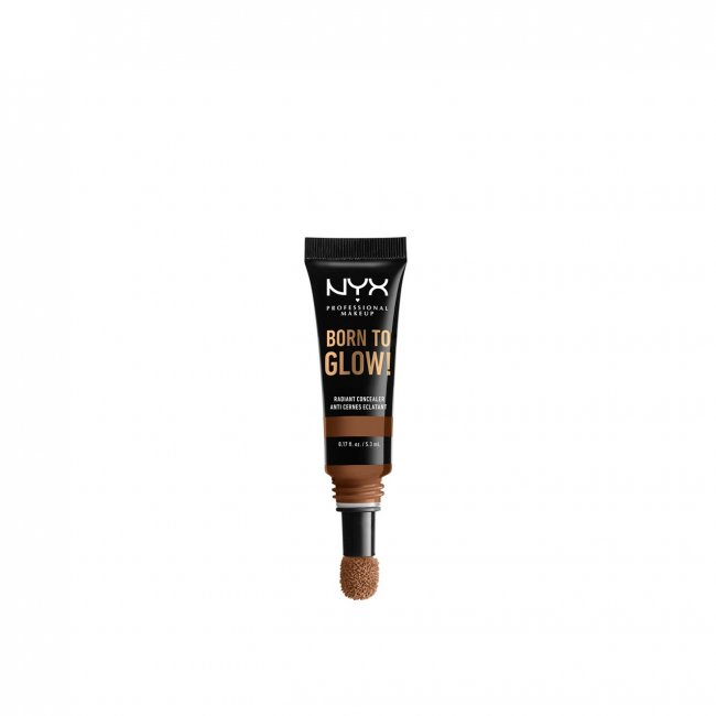 NYX Pro Makeup Born To Glow Radiant Concealer Cappuccino 5.3ml