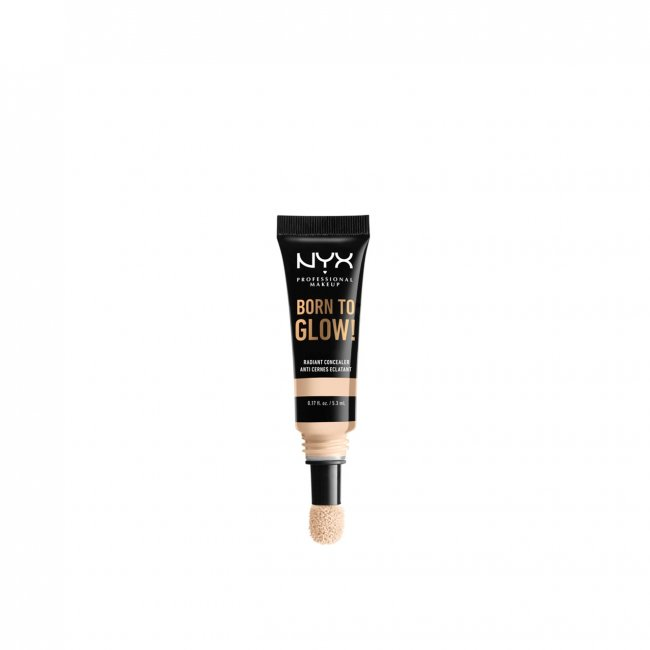 NYX Pro Makeup Born To Glow Radiant Concealer Fair 5.3ml